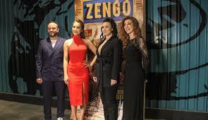 Yasemin Sakallıoğlu'nun sevilen tiplemesi Zengo, 6 Mart'ta sinemalarda!